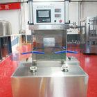 Beer keg washer and filler 2-in-1