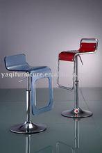 KD926 elegant acrylic bar leisure chair