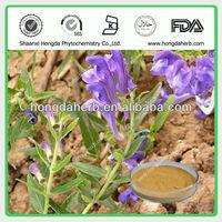 Rumus crispus extract powder