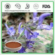 100% Natural Dan Shen Extracts 5:1 Powder