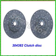 Scania used Auto clutch disc OEM NO 304382571251