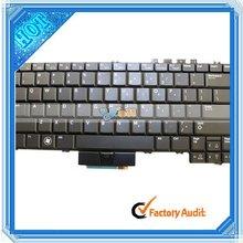 For Dell Latitude E4300 Laptop Keyboard Backlit Black (N3248BLT)