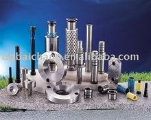 customized or standard plastic and hardware mold components