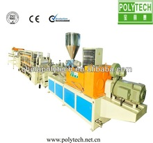 High Quality/ Low Price PVC Core Foamed Roof Tile Making Machine/Line