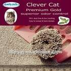 Cat Toilet Litter,Clumping cat litter