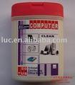 50 pc led de la pantalla toallitas de limpieza multi - propósito toallitas de limpieza