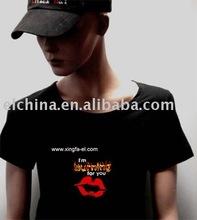 2012 popular music activated el music t shirt