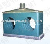 hydraulic light type double pipe clamp