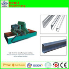z shape purlin roll forming machine metal roofing z purlins