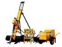 Hydraulic & Pneumatic Down the Hole Drill DQJ110