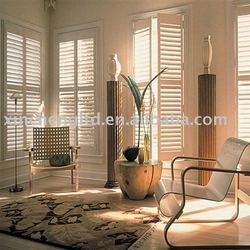 Classic luxury wooden shutter