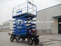 Power diesel- mobile élévatrice à ciseaux