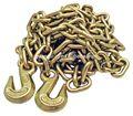 remolque de la cadena con agarra ganchos