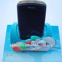 2012 promotion fashion plastic mobile holder