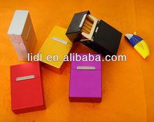 metal cigarette cases / cigarette box / cigarette metal can