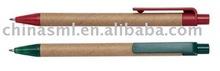 Wholesale user-Friendly Recycle paper pen Eco Pen
