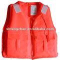 espuma de 150n chaqueta de la vida para niños y adultos