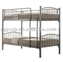 metal Twin Futon Bunk Beds MBD098