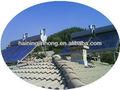 قبل-- ساخنة سخان المياه بالطاقة الشمسية