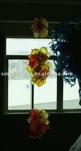 Handmade Glass Chandelier Pendant Lighting
