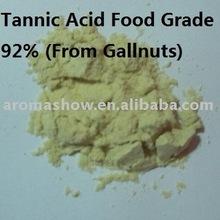 1kg Tannic Acid Food Grade 92%, Tannin, Gallotannin, Gallotannic Acid, CAS 1401-55-4, EINECS 215-753-2