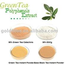 Premium Quality Green Tea Extract / Catechins Polyphenols EGCG