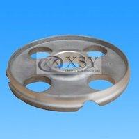 sand casted aluminum alloy flywheel