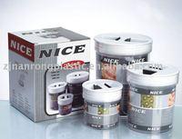 plastic kitchenware /airtight canister set