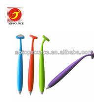 TC411 Silicone magnet ballpen, promotional pen,silicone pen with magnet