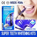 الاستخدام المنزلي تبييض الأسنان طقم أسنان تبييض هلام