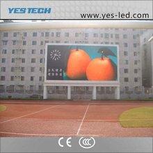 P25 outdoor led digital clock led display digital board digital led signs