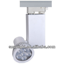 18 W LED track light 800lm, replace 80W halogen with CE/RoHS from Rise Lighting