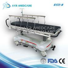 Hospital patient transfer emergency Stretcher