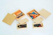 montessori Reading Analysis 2nd Chart & Box