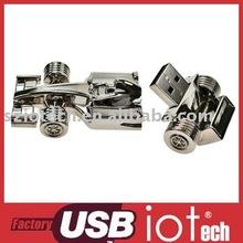 IO-UP1524 F1 Race Car USB Drive
