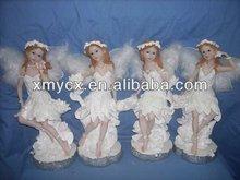 Polyresin fairy figures