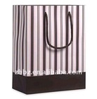 craft paper shopping bag, customized eco-friendly gift bag