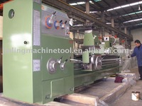 1.5 meter horizontal lathe with 130mm spindle bore
