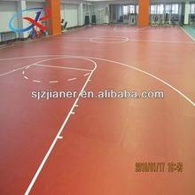 Basketball court cover