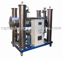 Stainless Steel Oil Removing and Water Treatment Plant
