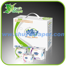active oxygen and negative ion sanitary napkins (155mm) 180mm, 240mm, 280mm)
