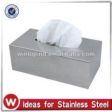 Stainlss Steel Tissue Box