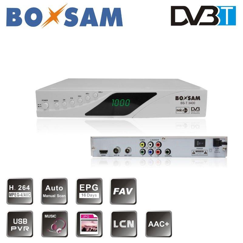 ALI M3105D SD DVB-T RECEIVER