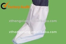 Microporous boot cover