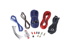 Auto car cable kits amp wiring kits