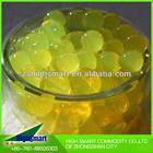 planting aqua gel water gems yellow pearl