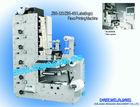ZBS-320 4 colour flexo printing machine