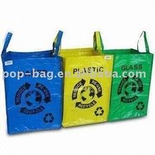 PP woven garbage bag