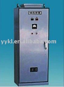 SSTM(Q)-(...)D series rectifier control panel