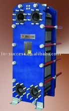 M10 gasketed heat exchanger for liquid